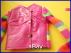 Vintage Barbie/Sears Exclusive #1545 Stripes Are Happenin 1968 HTF NO BOX