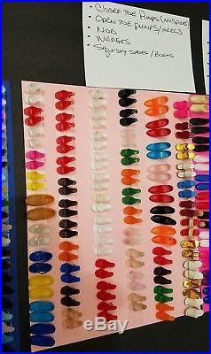 Vintage Barbie Shoes Huge Lot Japan Open Toe Heels Boots Squishy More