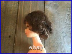 Vintage Barbie TNT Francie Brunette Short Flip Ex