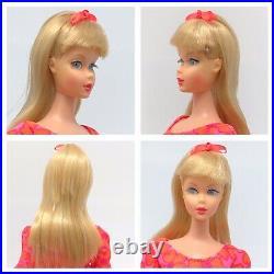 Vintage Barbie TNT STUNNING Pale Blonde Japan