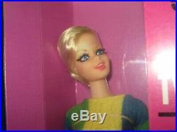 Vintage Barbie Twiggy Doll NRFB