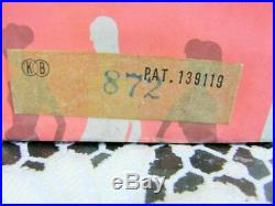 Vintage Barbie Unused pink silhouette box Japan specification FreeShipping