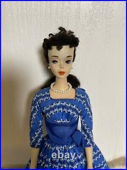 Vintage Barbie ponytail #3 brunette