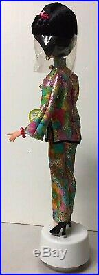 Vintage Bradley's Doll Creations Nib Japan Md402 China Night Bic Sankyo Orgel