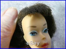 Vintage Brunette American Girl Barbie in Original Swimsuit VGC