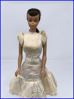 Vintage Brunette Swirl Ponytail Barbie #4 Japan