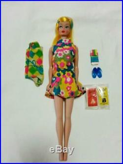 Vintage Color Magic Barbie Doll 1958 Golden Blonde Hair Mattel Made in Japan