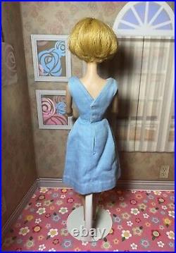 Vintage Gorgeous Blonde AMERICAN GIRL BARBIE DOLL Belle Dress SO PRETTY