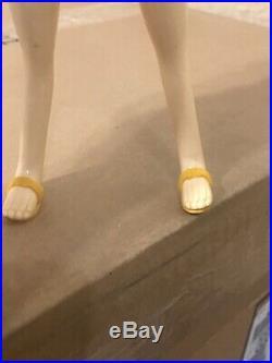 Vintage Hasbro Peteena Poodle Doll 1966 Japan