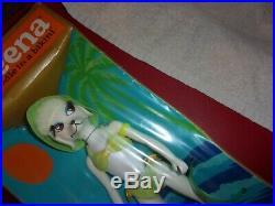 Vintage Hasbro Peteena Poodle Doll Nrfb 1966 Japan