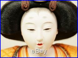 Vintage Hina Matsuri 2 doll's set, 90'S, KYOTO Cool Japan, by SYOZABUROU HEIAN