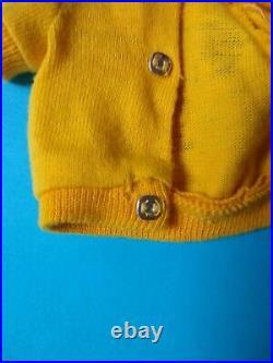 Vintage Ideal Htf Tammy Kooky Sweat Shirt Switchables Yellow Ya Ya Ya Beatles