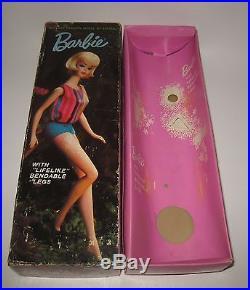 Vintage Japan AG American Girl Sidepart Ash Blonde Hair NMIB #BS10 RARE