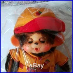 Vintage Japan Toho Daisuke Monchhichi Monkey 16cm Doll Sleep Eyes From Japan F/S