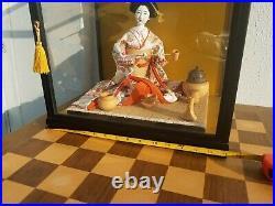 Vintage Japanese HINA Ningyo Matsuri Tea Ceremony Doll