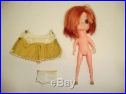 Vintage Kamar BIG EYES Doll Pre Blythe Japan