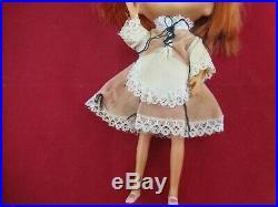 Vintage Kamar Gigi Jones Redheaded Doll 1968 Japan