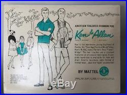 Vintage Ken & Allan #0773 King Arthur Outfit NRFP Mattel Japan Barbie