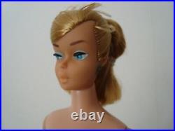 Vintage Lemon Blonde Swirl Ponytail Midge1962 Barbie 1958 Mattel Japan Original