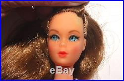 Vintage MOD TNT BARBIE + #1686 PRINT APLENTY OUTFIT 1160 Stunning 1967 Japan