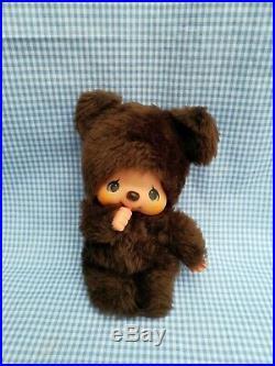 Vintage MONCHHICHI SEKIGUCHI bear japan doll