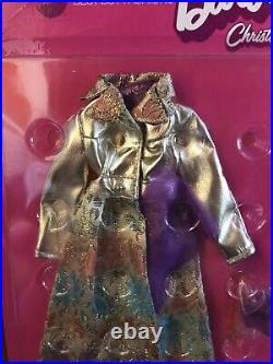 Vintage Mattel #3357 Mod Barbie Doll Silver Blues Mip Nrfb Nrfp Nos