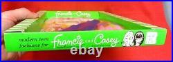 Vintage Mattel Barbiefrancie & Casey # 1279 The Bridge Bit Moc Nrfb