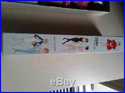 Vintage Mattel Brunette MIDGE 1962 Straight Leg Barbie Doll #860 in Box JAPAN