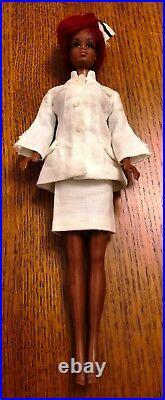 Vintage Mattel JULIA nurse Barbie Doll Twist'n Turn 1966 Japan