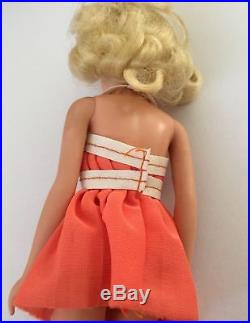 Vintage Mattel Japan Barbie no bangs tnt Francie doll in original outfit htf