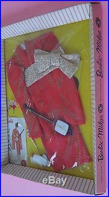 Vintage Mint NRFB MOC Mattel Barbie & Midge Fashion #821 Barbie In Japan