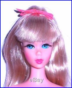 Vintage Mod 1967 Blonde Twist N Turn TNT Barbie 1160 Japan Mint