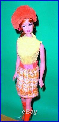 Vintage Mod 1968 Copper Penny Redhead Twist N Turn TNT Stacey 1165 Japan Mint