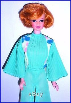 Vintage Mod 1969 Copper Penny Redhead Flip Twist N Turn TNT Stacey 1165 Japan