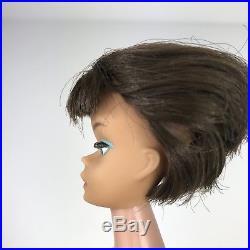 Question Short hair nude vintage pics brunette