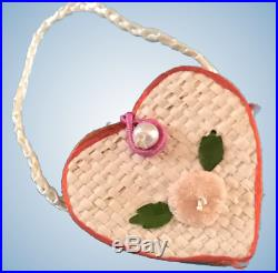 Vintage Original Ideal Tammy Doll Purse Japanese Exclusive Only sold in Japan
