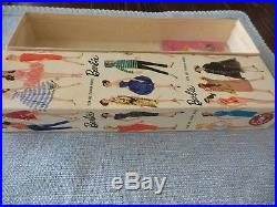 Vintage Original Ponytai #1 #2 or #3 Barbie Box, Stock #850 Japan w Accesories