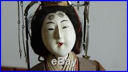 Vintage Pair Horchow Japan Dolls