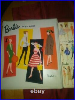 Vintage Ponytail Barbie Blonde # 3
