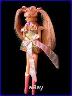 Vintage Sailor Moon Chara talking doll Chibi Moon Bandai Japan