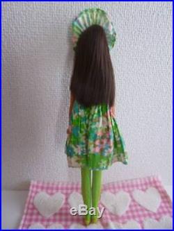 Vintage SunSun Francie 1211 Tenterrific Barbie Doll from Japan