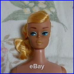 Vintage Swirl Ponytail Barbie Japan