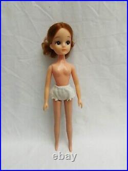 Vintage licca chan2 takara japan doll
