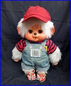 Vintage monchhichi japan doll