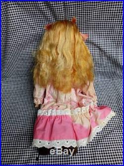 Vintage popy candy candy japan doll