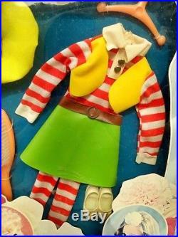 Vintage takara Miss crissy town dress japan doll