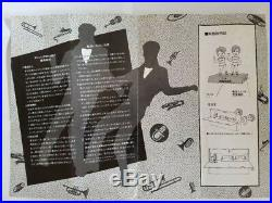 WHAM! George Michael Vintage Retro Soft Vinyl Figure Doll 80's Japan Limited
